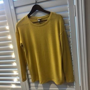 A New Day Sweater yellow